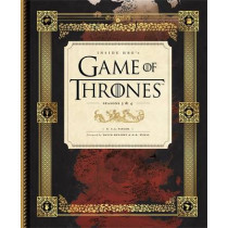 Inside HBO's Game of Thrones II: Seasons 3 & 4 by C. A. Taylor, 9781473206182