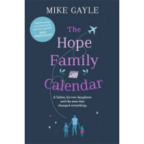 The Hope Family Calendar by Mike Gayle, 9781473608955