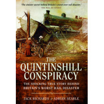 Quintinshill Conspiracy by Jack Richards, 9781473842571
