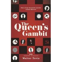 The Queen's Gambit by Walter Tevis, 9781474600842