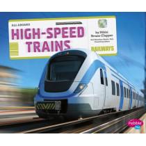 High-Speed Trains by Nikki Bruno Clapper, 9781474701839
