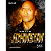 Dwayne Johnson by Jen Jones, 9781474723374