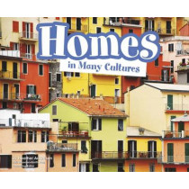 Homes in Many Cultures by Heather Adamson, 9781474735353