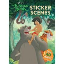 Disney The Jungle Book Sticker Scenes by Parragon Books Ltd, 9781474842761