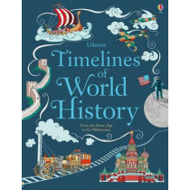 Timelines of World History by Various, 9781474903936