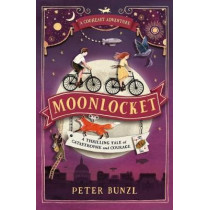 Moonlocket by Peter Bunzl, 9781474915014