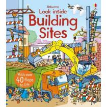 Look Inside a Building Site by Rob Lloyd Jones, 9781474916226