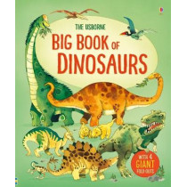Big Book of Dinosaurs by Alex Frith, 9781474927475