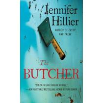 The Butcher by Jennifer Hillier, 9781476734231