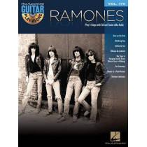 Ramones: Guitar Play-Along Volume 179 by The Ramones, 9781480387713