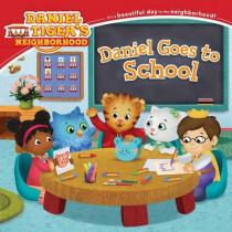 Daniel Goes to School by Becky Friedman, 9781481403184