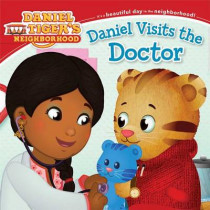 Daniel Visits the Doctor by Becky Friedman, 9781481417341