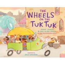 The Wheels on the Tuk Tuk by Kabir Sehgal, 9781481448314
