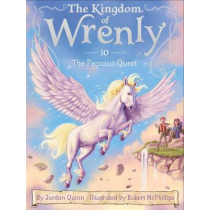The Pegasus Quest by Jordan Quinn, 9781481458702