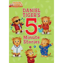 Daniel Tiger's 5-Minute Stories by Various, 9781481492201