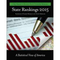 State Rankings 2015: A Statistical View of America by Scott E. Morgan, 9781483385044