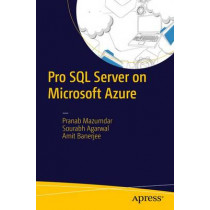 Pro SQL Server on Microsoft Azure by Pranab Mazumdar, 9781484220825