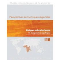 Regional Economic Outlook, April 2016, Sub-Saharan Africa (French Edition) by IMF, 9781484309841