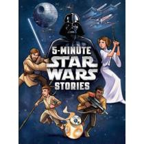 Star Wars: 5-Minute Star Wars Stories by Lucasfilm Press, 9781484728208