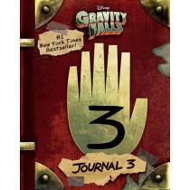 Gravity Falls: Journal 3 by Alex Hirsch, 9781484746691