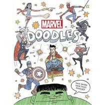Marvel Doodles by Marvel Book Group, 9781484786369