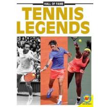 Tennis Legends by Erin Butler, 9781489652669