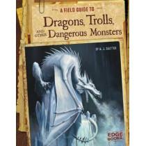 Field Guide: Dragons, Trolls, Dangerous Monsters by A.J. Sautter, 9781491406953