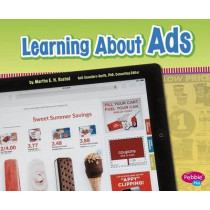 Learning about Ads by Martha E H Rustad, 9781491418307