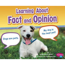 Learning about Fact and Opinion by Martha E H Rustad, 9781491418314