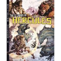 Ancient Myths: 12 Labors of Hercules (Graphic Novel) by Blake Hoena, 9781491422755