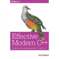 Effective Modern C++ by Scott Meyers, 9781491903995