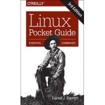 Linux Pocket Guide 3e by Daniel J. Barrett, 9781491927571