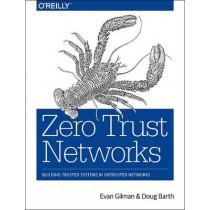 Zero Trust Networks by Evan Gilman, 9781491962190