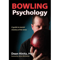 Bowling Psychology by Dean Hinitz, 9781492504085