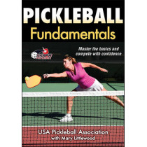 Pickleball Fundamentals by USA Pickleball Association, 9781492504139