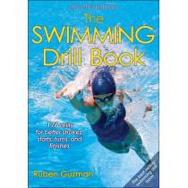 The Swimming Drill Book by Ruben J. Guzman, 9781492508366