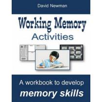 Working Memory Activities by David John Newman, 9781492912682