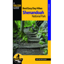 Best Easy Day Hiking Guide and Trail Map Bundle: Shenandoah National Park by Robert C. Gildart, 9781493016884
