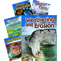 Earth and Space Science Grade 2: 5-Book Set (Content and Literacy in Science) by Teacher Created Materials, 9781493810246