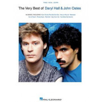 The Very Best of Daryl Hall & John Oates: Piano / Vocal / Guitar by Daryl Hall, 9781495028465