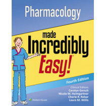Pharmacology Made Incredibly Easy by LWW, 9781496326324