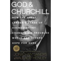 God and Churchill by Jonathan Sandys, 9781496406026