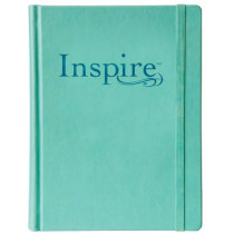Inspire Bible NLT: The Bible for Creative Journaling, 9781496413741