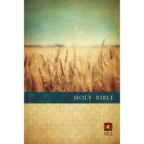 NLT Premium Value Slimline Large Print Bible: PB, 9781496413857