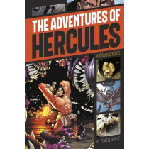 Adventures of Hercules (Graphic Revolve: Common Core Editions) by Martin Powell, 9781496500380
