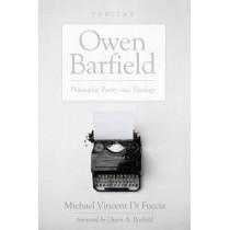 Owen Barfield by Michael Vincent Di Fuccia, 9781498238724