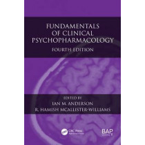 Fundamentals of Clinical Psychopharmacology by Ian M. Anderson, 9781498718943