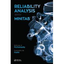 Reliability Analysis with Minitab by Kishore Kumar Pochampally, 9781498737586