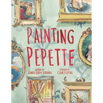 Painting Pepette by Linda Ravin Lodding, 9781499801361