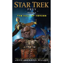 Prey: Book Three: The Hall of Heroes by John Jackson Miller, 9781501116032